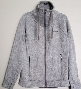 Avalanche Zipper Sweater | Jacket